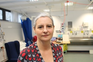 Professor Alison Richardson is Clinical Professor of Cancer Nursing and End of Life Care at the University of Southampton and University Hospital Southampton NHS Foundation Trust