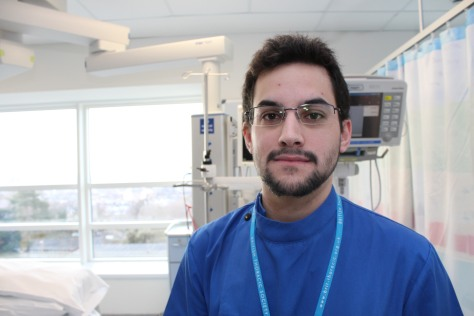 Nuno Caixinha Tavares - Staff Nurse at Queen Alexandra Hospital Clinical Academic Fellow in the University of Southampton NIHR CLAHRC Wessex - Theme 1 – Integrated Respiratory Care