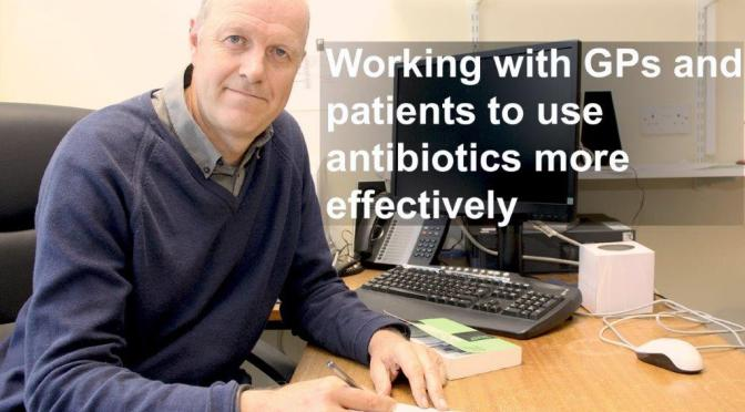 The movement behind saving our antibiotics