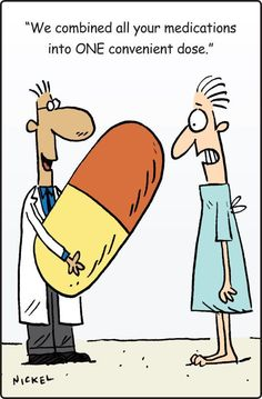 Polypharm cartoon